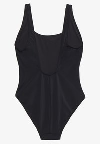 Puma - SWIM WOMEN SWIMSUIT - Swimsuit - black - 1