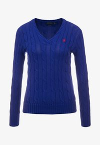 Polo Ralph Lauren - CLASSIC - Jumper - fall royal - 4