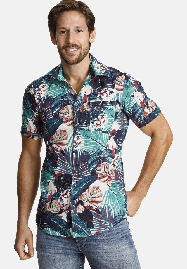 TROPICFEVER - Shirt - blue