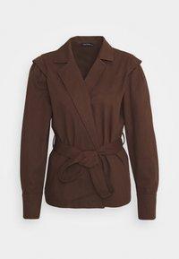Trendyol - Blazer - brown - 0