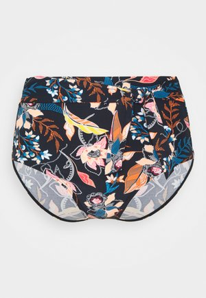 SELINA BEACH BRIEF - Bikini bottoms - navy