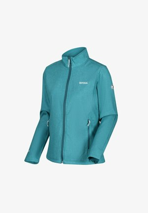 CONNIE IV  - Soft shell jacket - sea blue