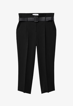 FAST - Trousers - schwarz