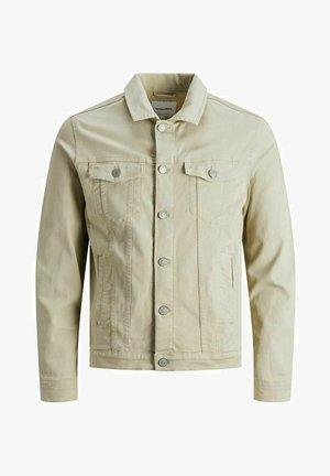 JJIALVIN  - Denim jacket - white pepper