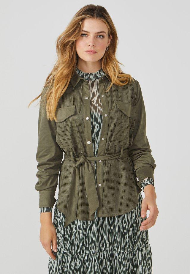 FELIPA LAZER PES 567 - Summer jacket - army green