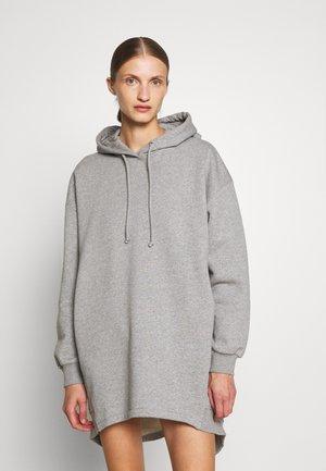 CHILLY - Day dress - medium grey melange