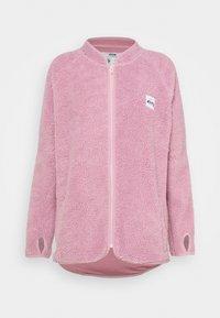 Eivy - REDWOOD SHERPA JACKET - Fleece jacket - dusty pink - 4