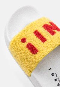Marni - Slippers - yellow - 5