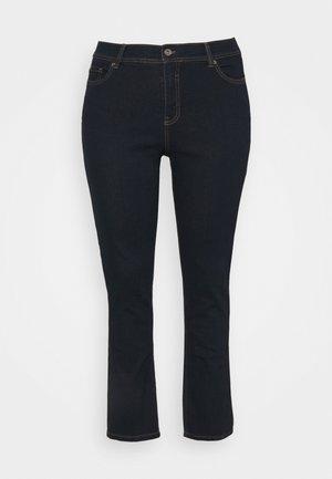Jeansy Straight Leg - indigo