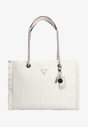 Handbag - mehrfarbig  weiß