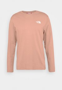 The North Face - GRAPHIC TEE UTILITY - Top sdlouhým rukávem - pink clay - 3