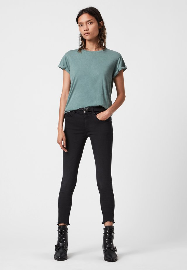 ANNA  - Camiseta básica - grey