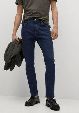 TOM - Jeans Slim Fit - dark blue