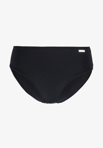 HIGHWAIST - Bikini bottoms - black