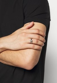 Vitaly - PERMITER UNISEX - Ring - silver-coloured - 0