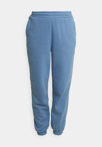 LOOSE FIT JOGGERS - Tracksuit bottoms - blue