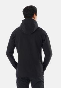 Mammut - MACUN - Soft shell jacket - black - 1