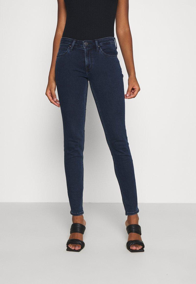 Lee - SCARLETT - Jeans Skinny Fit - dark joni