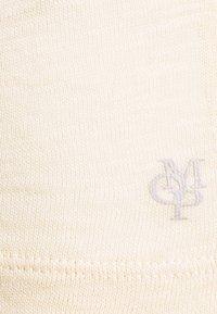 Marc O'Polo - SHORT SLEEVE ROUND NECK - T-shirt basic - natural - 2