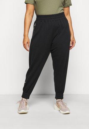 AIR PANT - Teplákové kalhoty - black/white