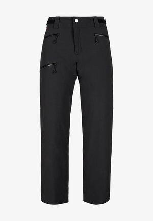 STONEY - Pantaloni da neve - black