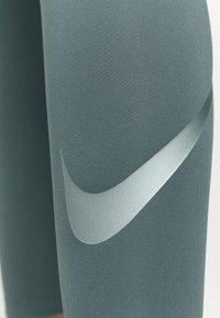 Nike Performance - NIKE ONE 7/8 - Leggings - hasta/white - 3