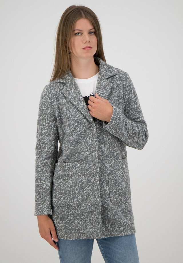 MANTEL - Short coat - offwhite multicolor