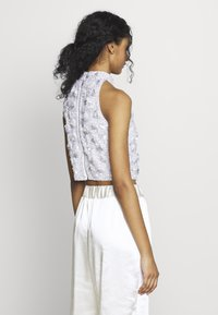 Lace & Beads - GUI - Bluser - white - 2