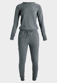 New Look - CREW NECK - Jumpsuit - grey marl - 6
