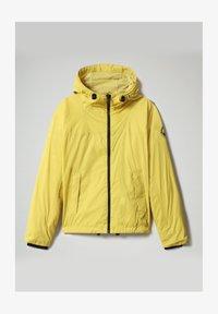 Napapijri - A-CIRCULAR - Light jacket - yellow moss - 8