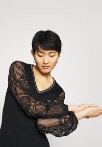 Liu Jo Jeans - ABITO - Sukienka z dżerseju - nero - 3