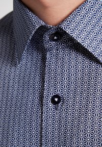 Eterna - MODERN FIT - Shirt - marine - 2