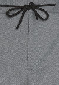 Selected Homme - SLHPETE STRING CAMP - Shorts - light grey melange - 6