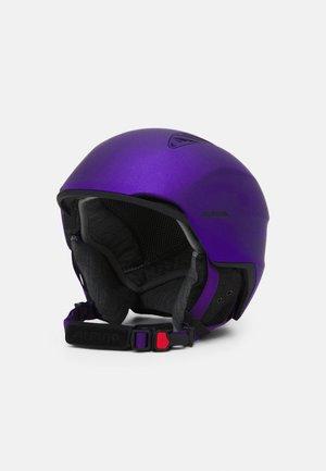 LAVALAN  - Kypärä - dark violet matt
