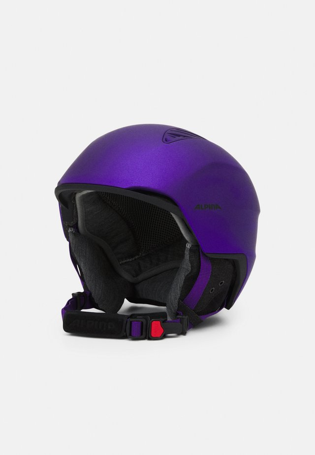 LAVALAN  - Hjelm - dark violet matt