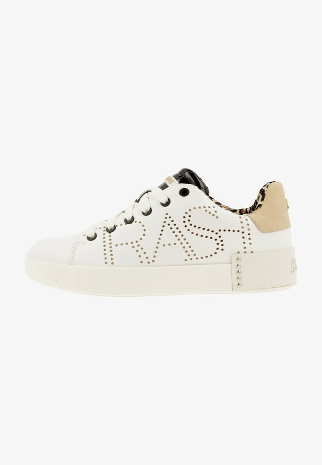 SUPERTRASH LEWI LSR - Trainers - wht-nud