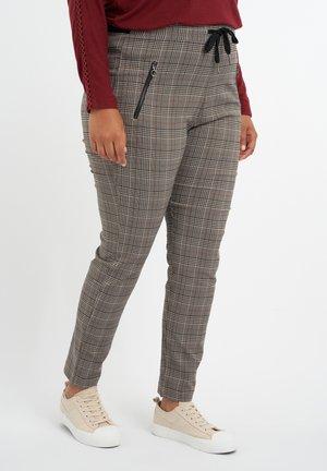 Pantalon classique - bruin