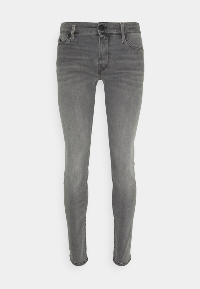 TONY TRUEFLEX - Džíny Slim Fit - grey