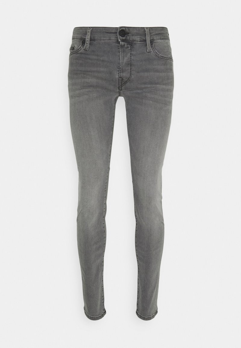 True Religion - TONY TRUEFLEX - Džíny Slim Fit - grey
