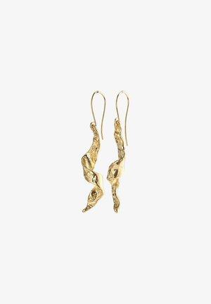 LAISHA - Oorbellen - gold plated