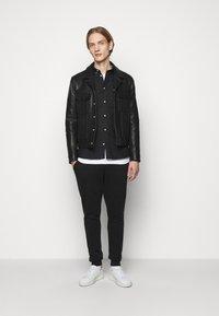 Les Deux - CHRISTOPH  - Shirt - black - 1