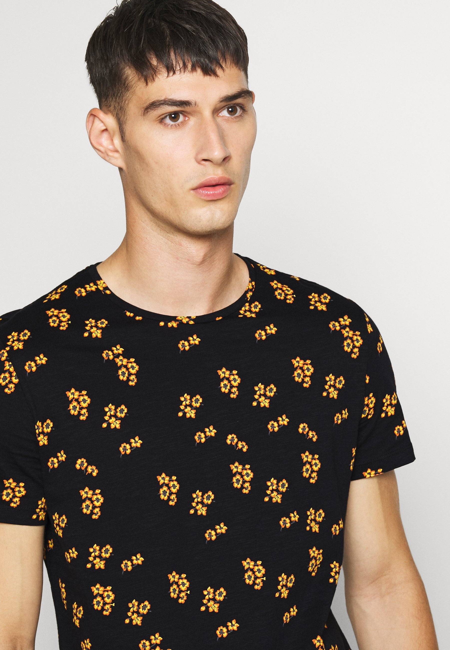 Blend TEE - Print T-shirt - black uuHzg