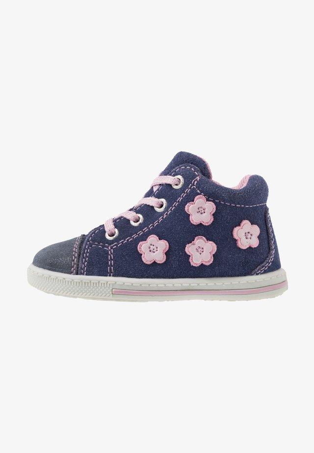 BEBA - Baby shoes - navy
