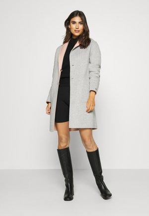 ALISON BLEND COAT - Classic coat - cameo/medium grey heater