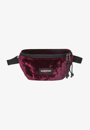 SPRINGER CRUSHED  AUTHENTIC - Bum bag - bordeaux