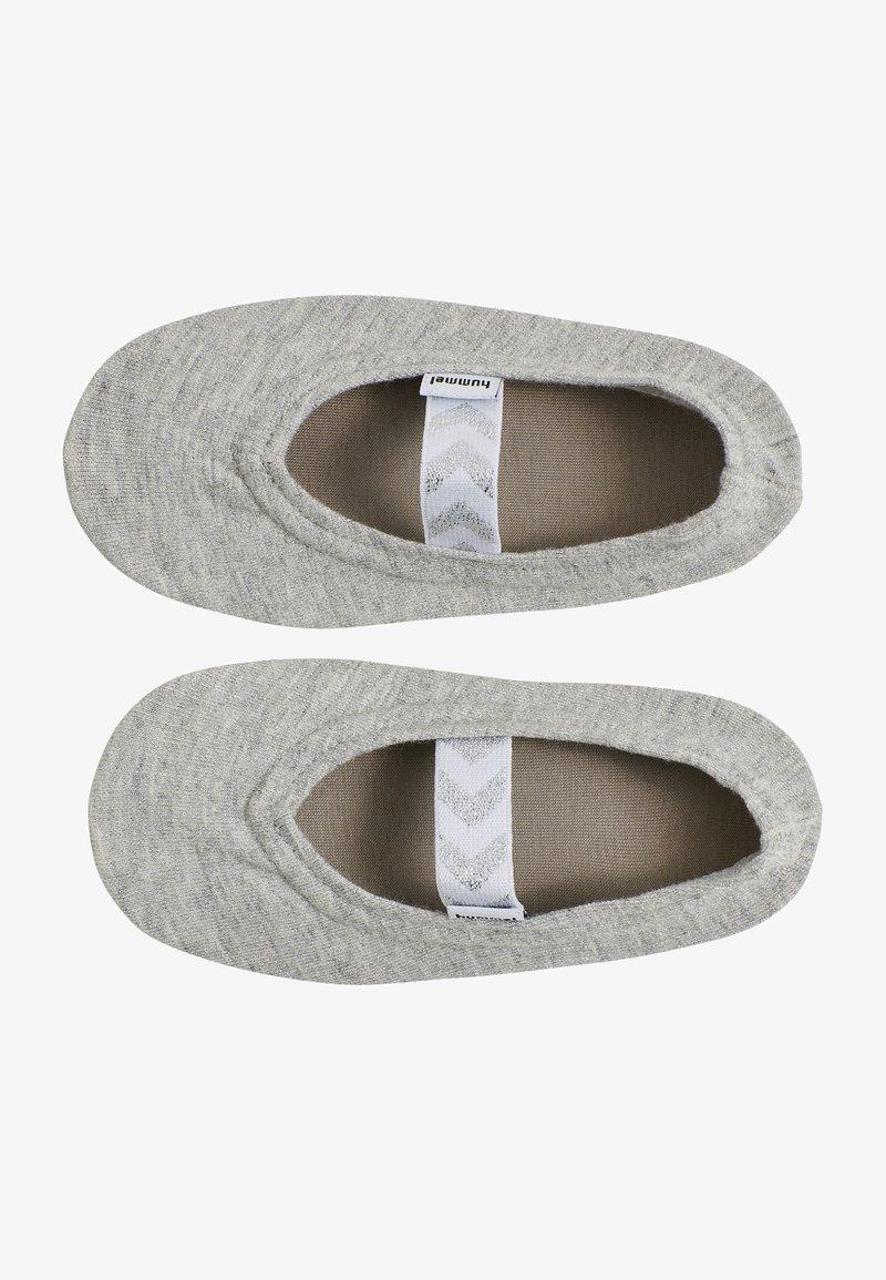 Hummel - Dance shoes - silver