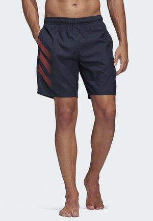 BOLD 3-STRIPES CLX  - Swimming shorts - blue