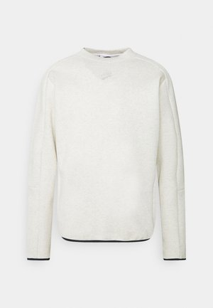 TECH - Sudadera - white/heather