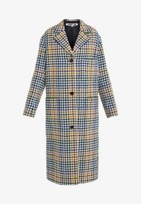 LONG POCKET COAT - Classic coat - multicolor