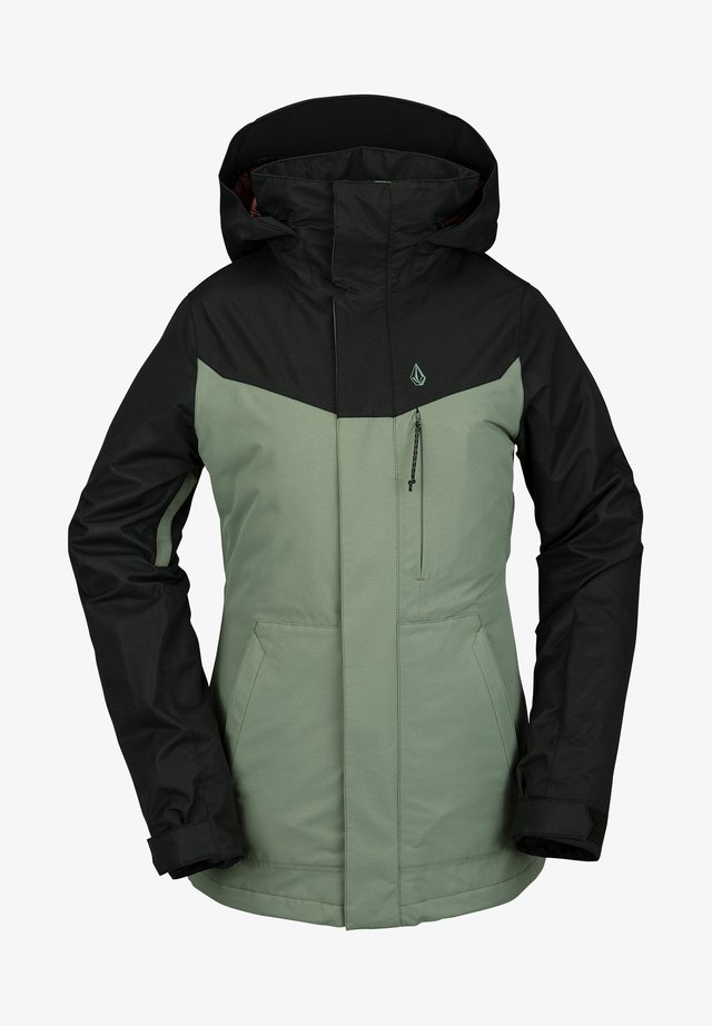 Veste de snowboard - dusty green